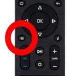 remote menu Mag 256