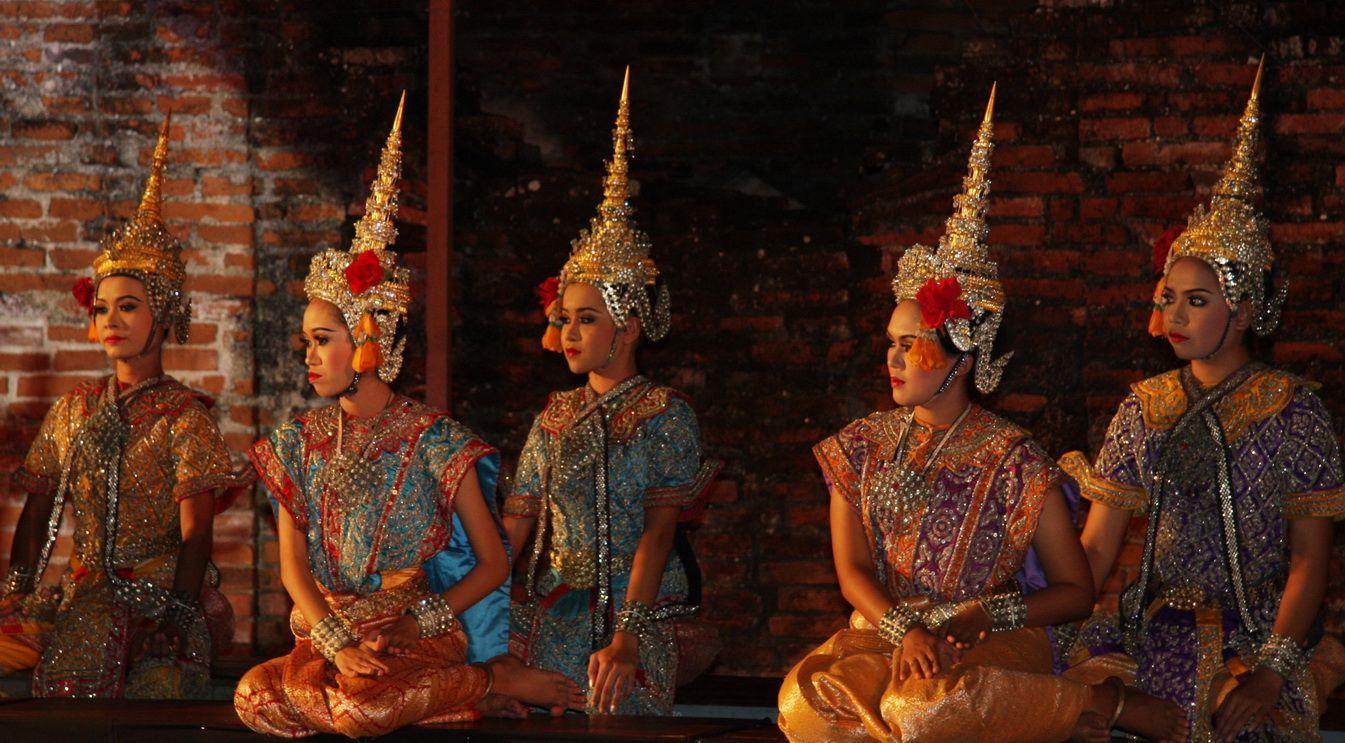cultura thailandese